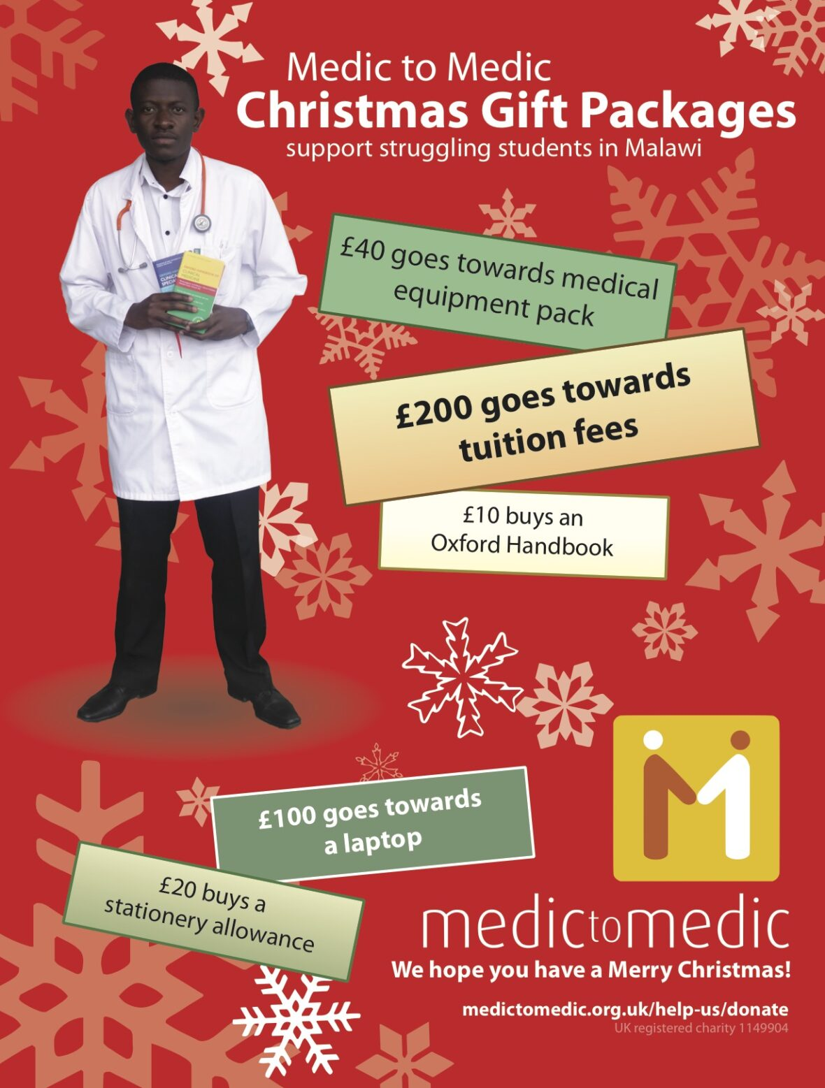 Christmas Gift Packages Medic To Medic